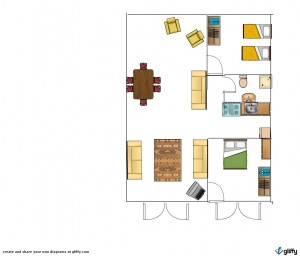 Egypt Property for Sale - Noor Floor Plan